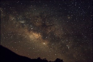 Milky Way in SW New Mexico