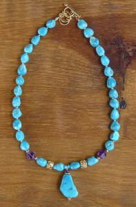 artisan turquoise jewelry