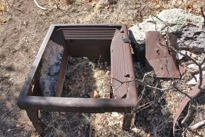 safe on Mineral Creek