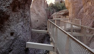 The Narrows of the Catwalk