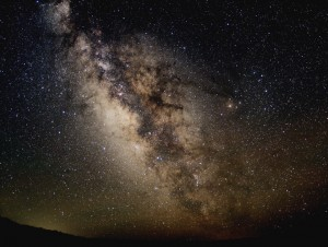 The Spring Milky Way