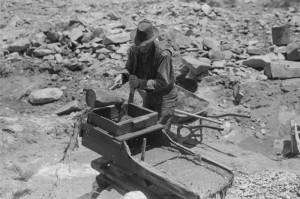 Gold Prospector c1850