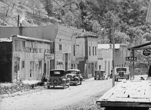 Mogollon, New Mexico, 1940