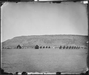 c1871 soldiers quarters