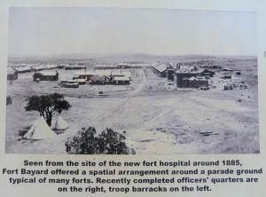 Fort Bayard c1885, New Mexico