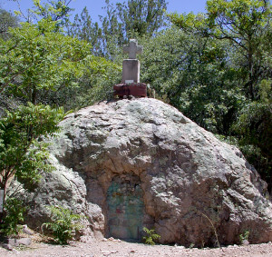 Cooney's Tomb, New Mexico