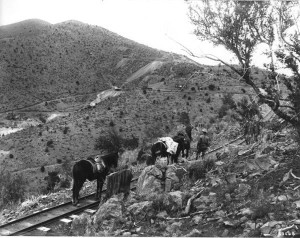 narrow gauge railroad new mexico