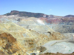 Chino Mine in 2000