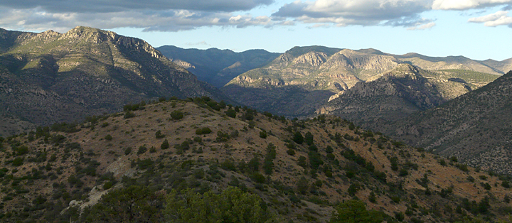 Gila Wilderness, New Mexico