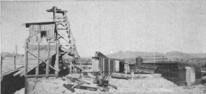 Clum Mine, Gila, New Mexico