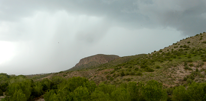 southwest mountains