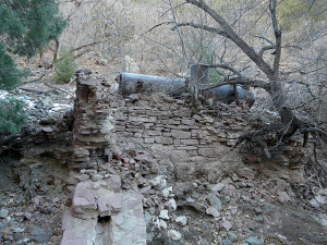 mining history near Silver City New Mexico