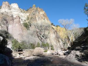 hiking near Silver City New Mexico