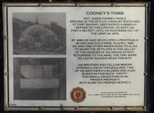 Cooney's Tomb