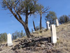 Chief Ulzana ambush in New Mexico