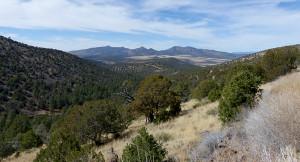 wide western views