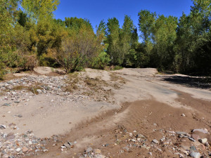 bear creek flash flood