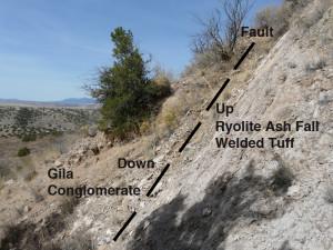 Casitas de Gila Guesthouses nature trail