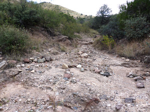gila conglomerate bedrock