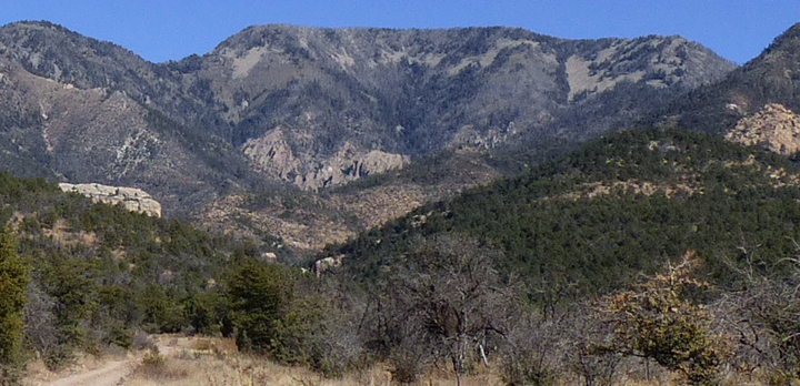 Sacaton Mountain