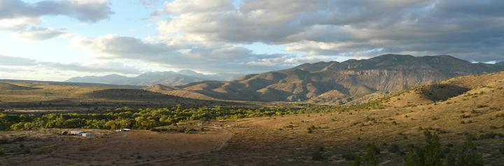 Mogollon Mountains