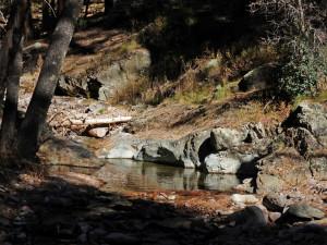 hiking the gila wilderness