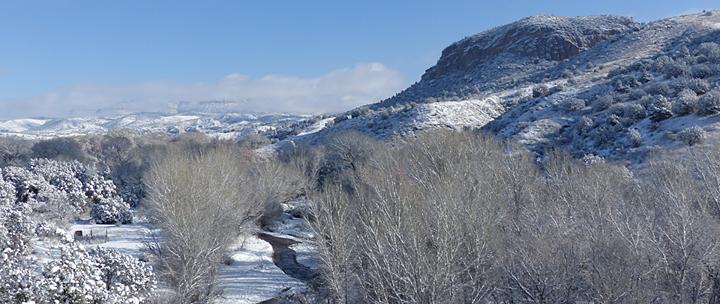 Southwest New Mexico scenery