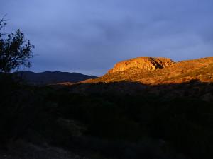 sunset southwest new mexico