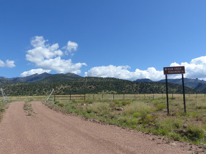 rain creek trailhead