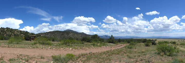 vistas in southwest new mexico