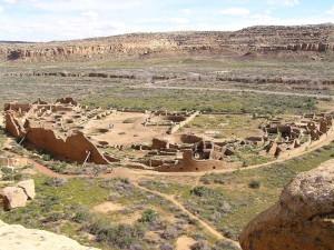 Pueblo Bonita ruin