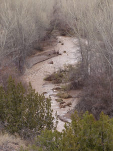 Bear Creek flooding