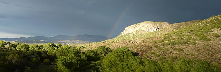 Bear Creek Nature Preserve, New Mexico