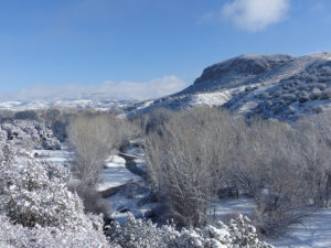 winter in southwest new mexico