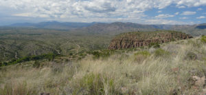 hiking trails at Casitas de Gila New Mexico