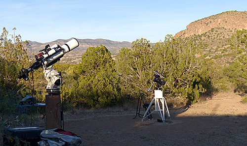 astronomy sites in new mexico